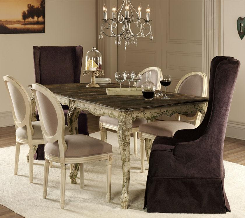 Copy Cat Dining Tables | * T h e * V i s u a l * V a m p *