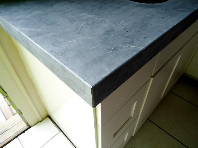 The Granite Gurus Upside Down Marble Countertops I Saw